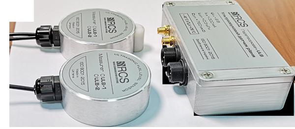 SIGMA ULB ультразвуковой датчик уровня топлива