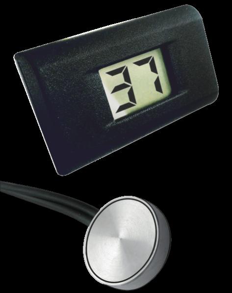 SIGMA ультразвуковий датчик рівня зрідженого газу