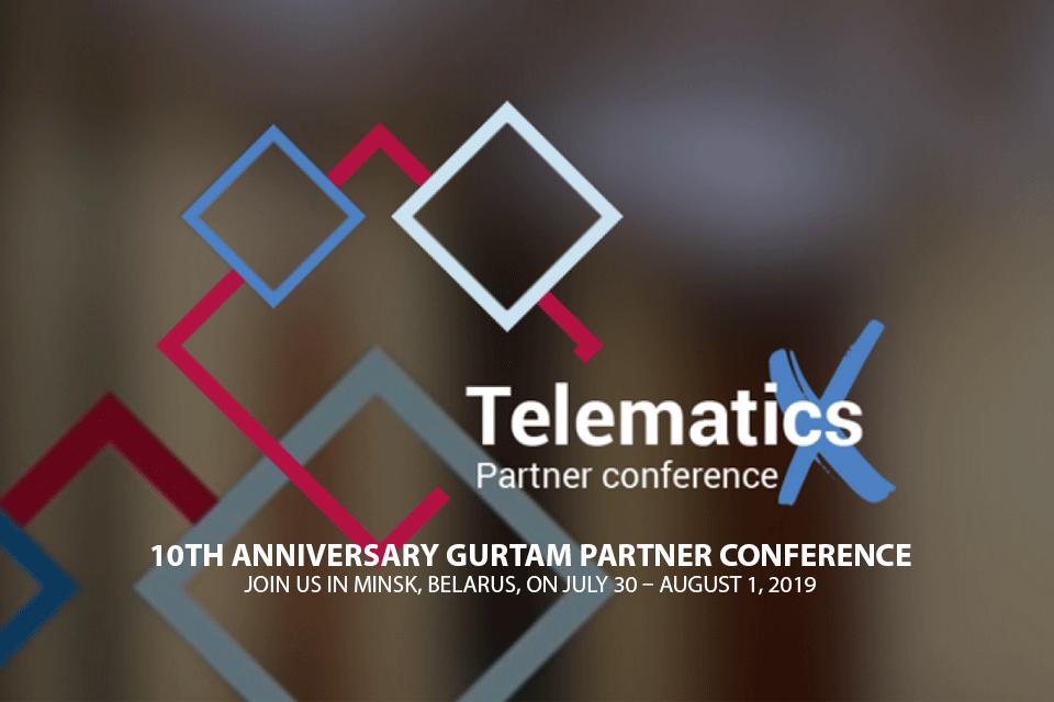 Конференция Telematics X 2019